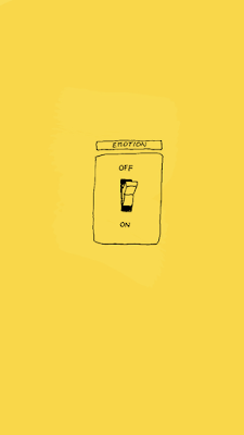 fondo de pantalla tumblr amarillo