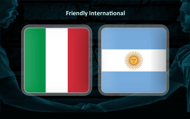 Italy vs Argentina Full Match And Highlights