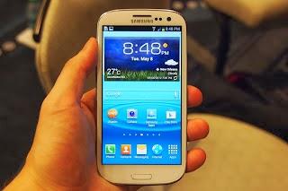 Harga & Spesifikasi Samsung Galaxy S3