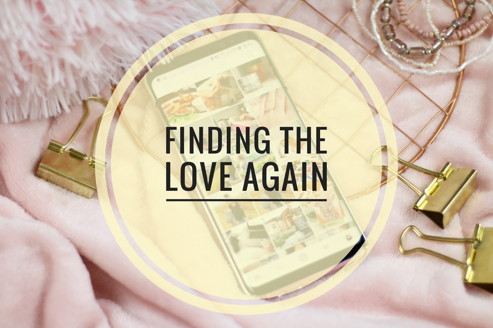 Finding The Love Again