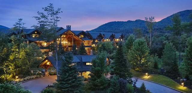 Whiteface Lodge Hotel Lake Placid