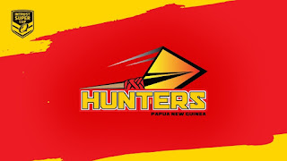 PNG Hunters aim to maintain top six spot