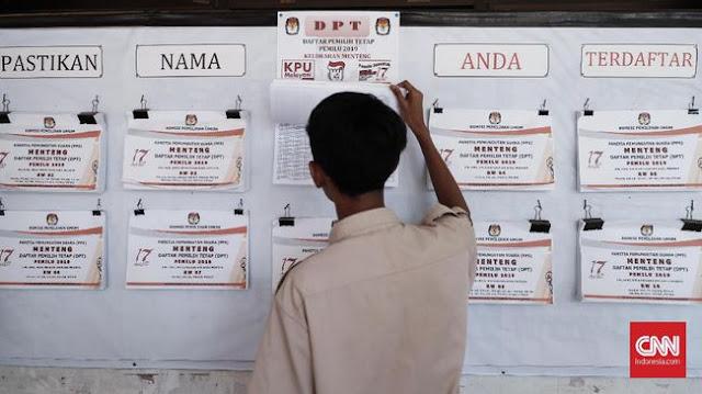 Sengkarut 31 Juta DPT Tambahan, Picu Kecurangan Pemilu 2019