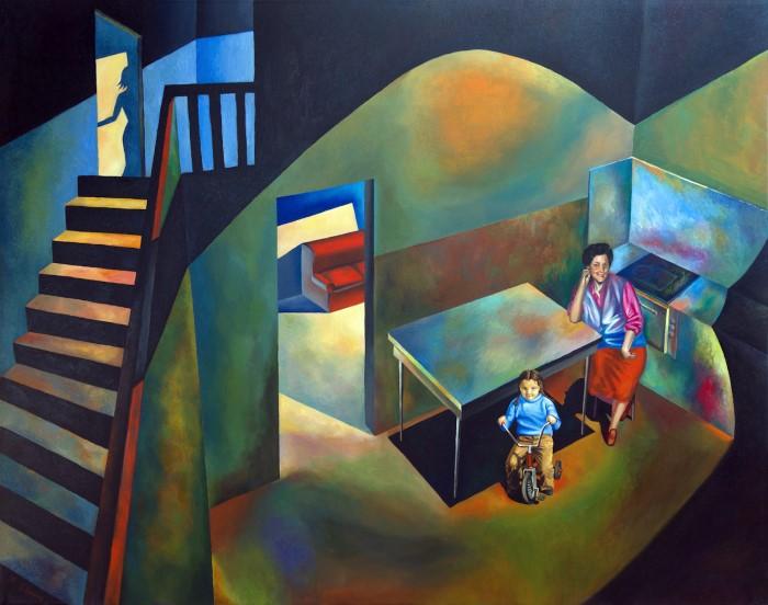 Испанский художник. Fernando Alvarez Charro