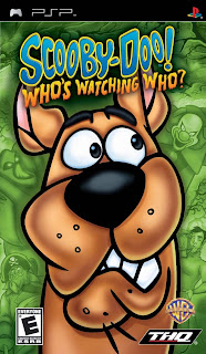 Download Scooby-Doo! Who's Watching Who (USA) ISO PSP