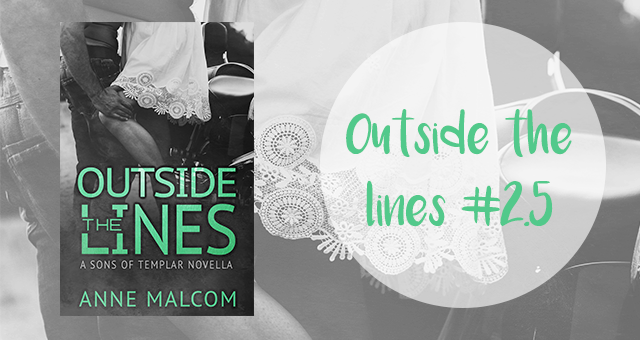 Outside the lines 2.5, Anne Malcom