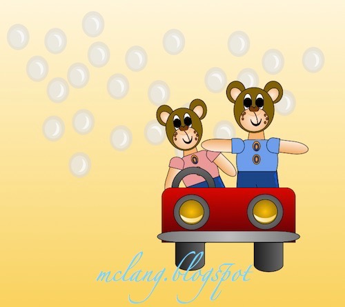 Bears on the Ride