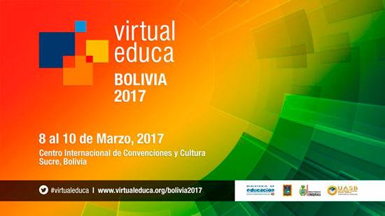 Virtual Educa Bolivia 2017 evento de Tecnología, Educación e Innovación
