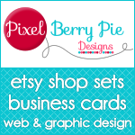 Pixel Berry Pie Designs Etsy Shop