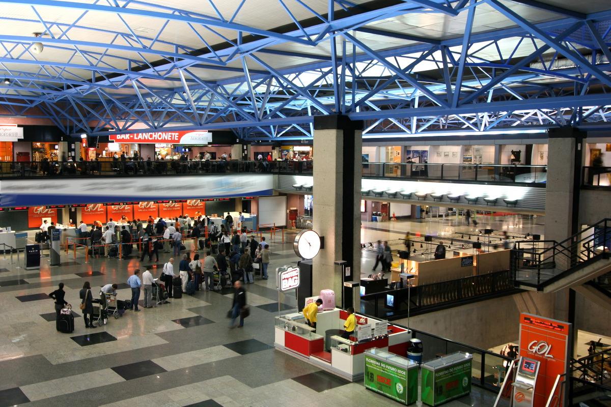 Aeroporto Afonso Pena é o 4º melhor do mundo