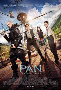 Peter Pan (2015) en Español Latino