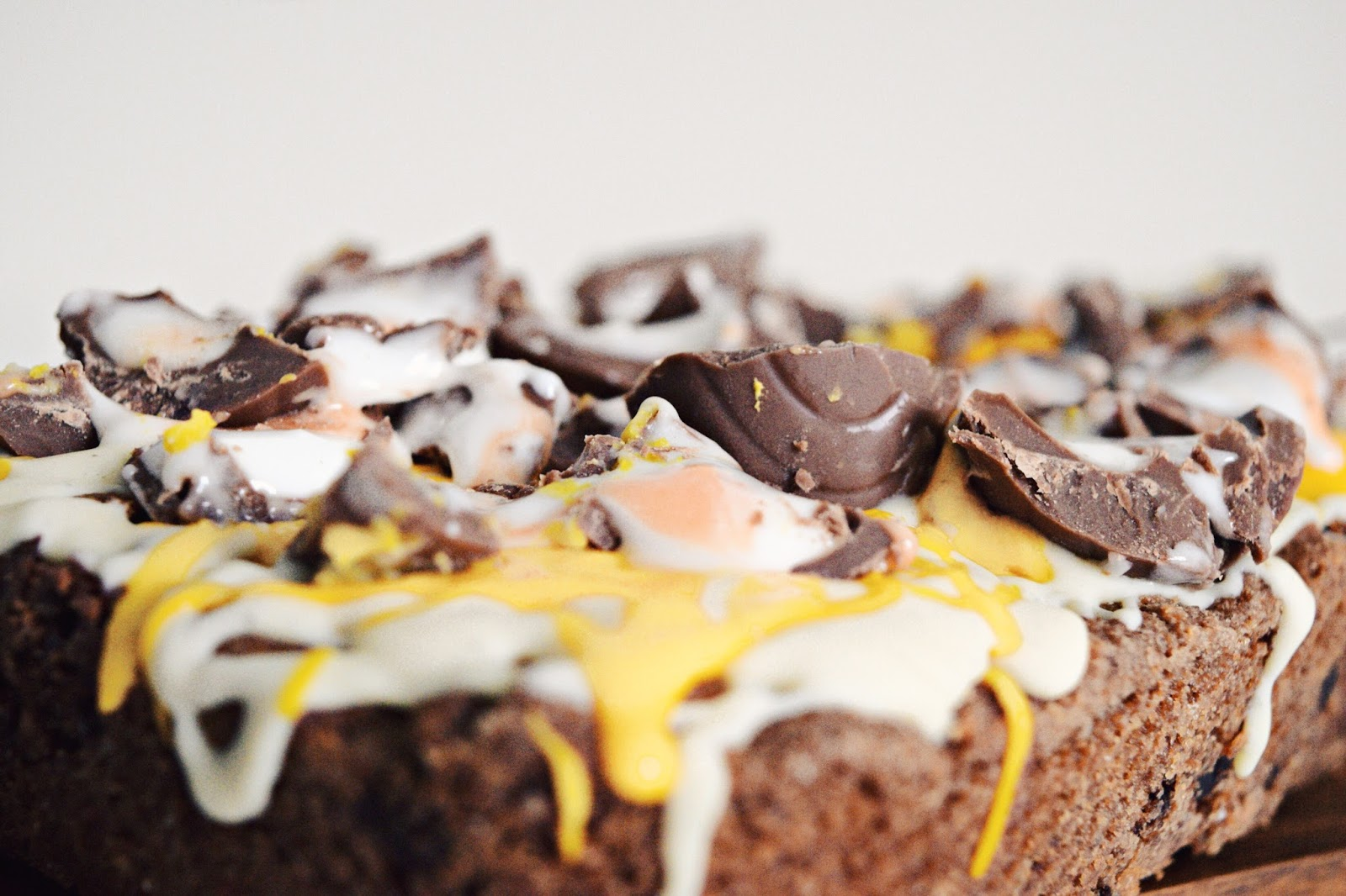creme egg rocky road recipe
