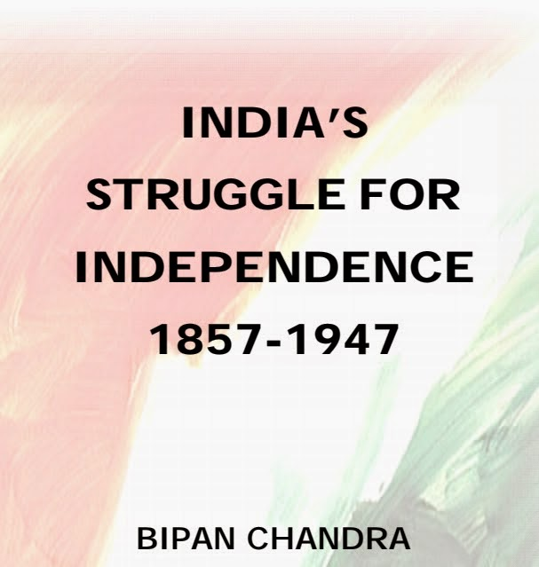 Indian History By Bipin Chandra Pdf