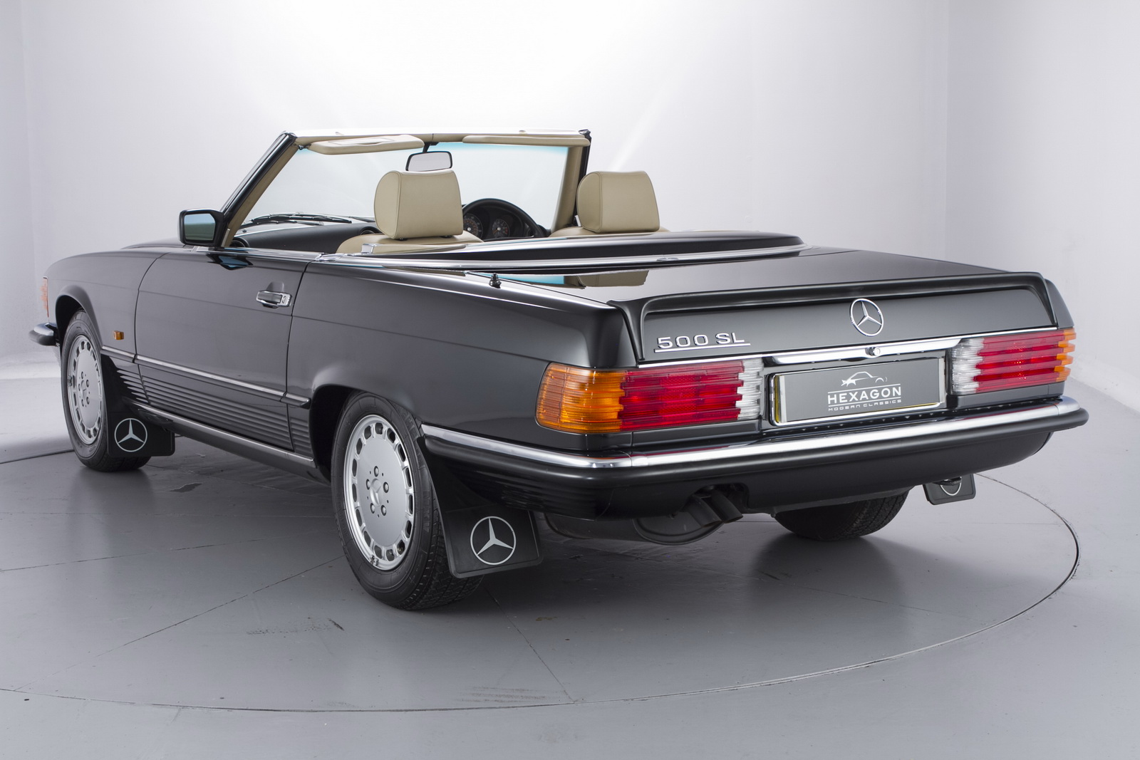 timewarp 1989 mercedes 500sl has less than 1 000 miles on it. Black Bedroom Furniture Sets. Home Design Ideas