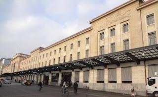 La gare Cornavin