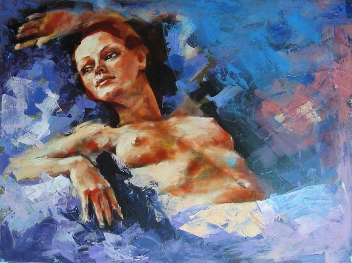Энергичные картины художницы Renata Domagalska 7