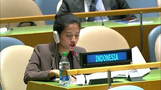 Indonesia Sesalkan Enam Negara dari Pasifik Mengangkat Isu Papua di PBB