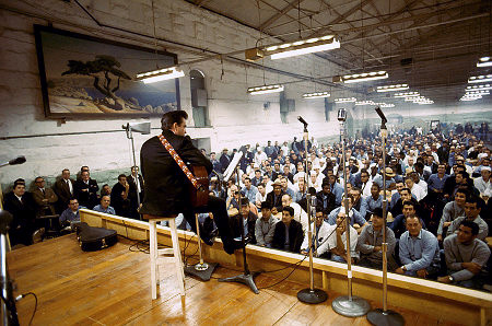 Experimental Theology At Folsom Prison