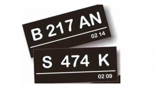 Cara Cek Plat Nomor Kendaraan Baru, Beli Kontan atau Kredit ya?