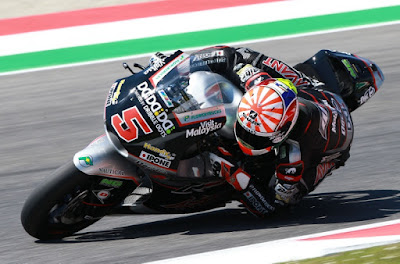 Hasil Lengkap Race Moto2 Mugello, Italia 2016