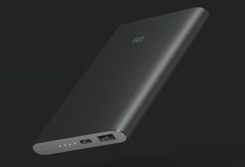 Xiaomi Announced Mi Power Bank Pro 10,000mAh With USB Type-C