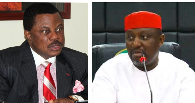 Okorocha: 3 Southeast governors ready to defect to APC. Obiano reacts