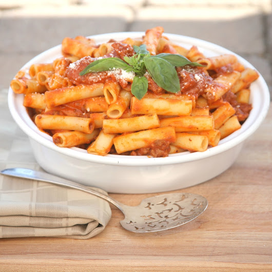Beefaroni: A New Take On A Childhood Classic