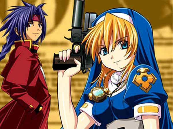 Chrono crusade - Anime yang berakhir sad ending