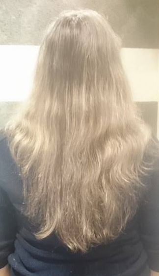 włosomaniactwo włosomaniaczka włosy długie rozjaśniane co stosować aby były ładne