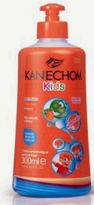 Creme de Pentear Kanechom Kids