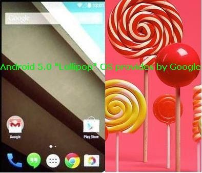 Android 5.0 Lollipop OS