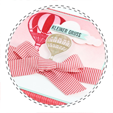 Luftballons Stampin up