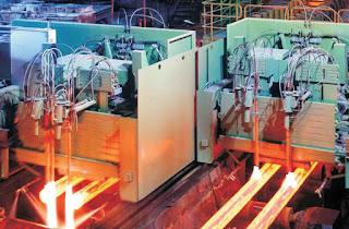 Cara Pembuatan Baja Skala Industri