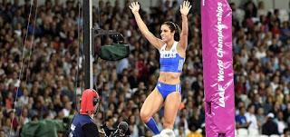 Χρυσό μετάλλιο η Στεφανίδη στο Παγκόσμιο Πρωτάθλημα