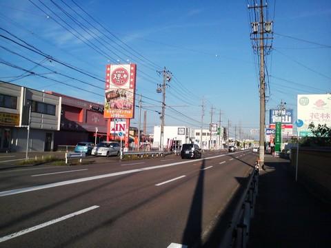 外観1 ステーキガスト一宮尾西店12回目