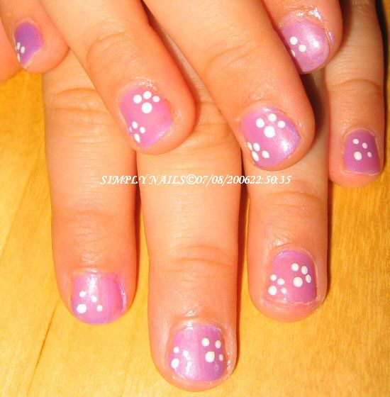 Nail Art Ideas for Kids : Everything About Fashion Today!