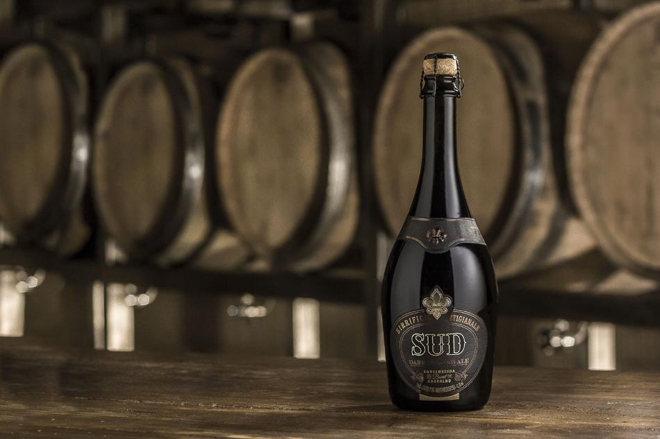 SUD Birrificio lança sua Dark Strong Ale envelhecida em barricas de carvalho americano