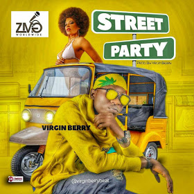 "Music: Virginberry - ""Street Party"" 