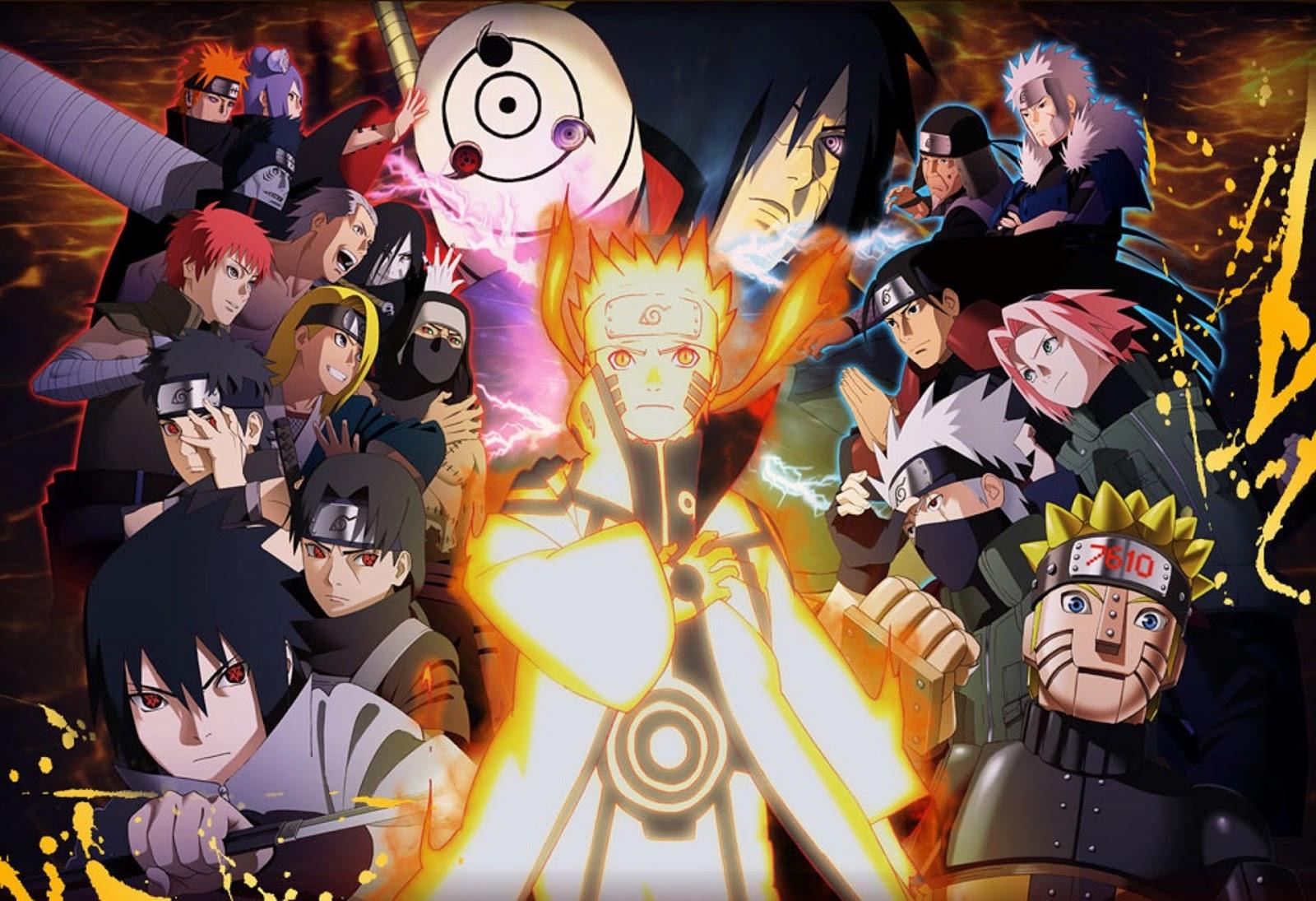 Ditahun 2015 Global TV Kembali Menayangkan Episode Naruto Terbaru Yang Tayang Setiap Hari Dari Pukul 1700 1900 Tak Tanggung Langsung