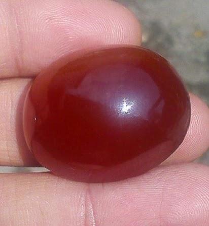 Pastikan Jenis Batu Bacan Merah Anda Asli