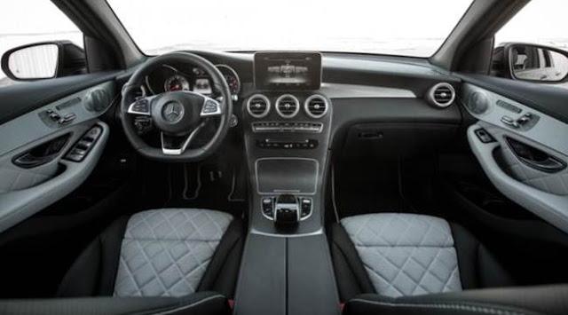 2018 Mercedes Benz GLC Specs and Price