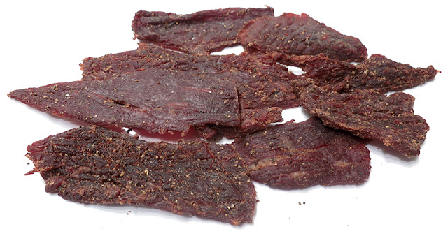 peppered jerky