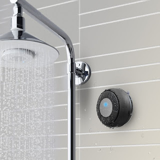 bluetooth shower speaker, very good sound quality, 6hrs Play Time, pay now 10.99 GBP