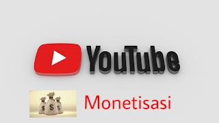 Cara Mengaktifkan Monetisasi Channel youtube agar mudah di terima