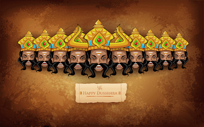 Happy Dussehra 2015 HD Picture Free Download