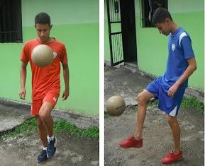 Futbolistas merideños se mantienen activos entrenando en casa