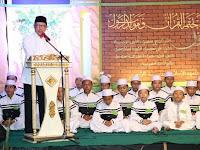Menag Hadiri Khotmil Qur'an dan Haul Mbah Maksum Pendiri Ponpes Al-Hidayat Lasem