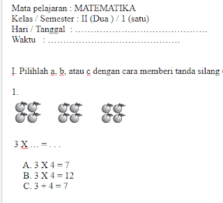Soal-Ujian-UTS-MATEMATIKA-kelas-2-SD-Semester-1
