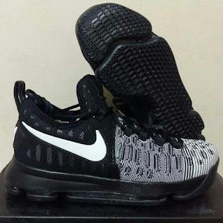 Nike KD 9 Mic Drop Sepatu Basket Premium, Sepatu Basket Murah, Sepatu Basket Import