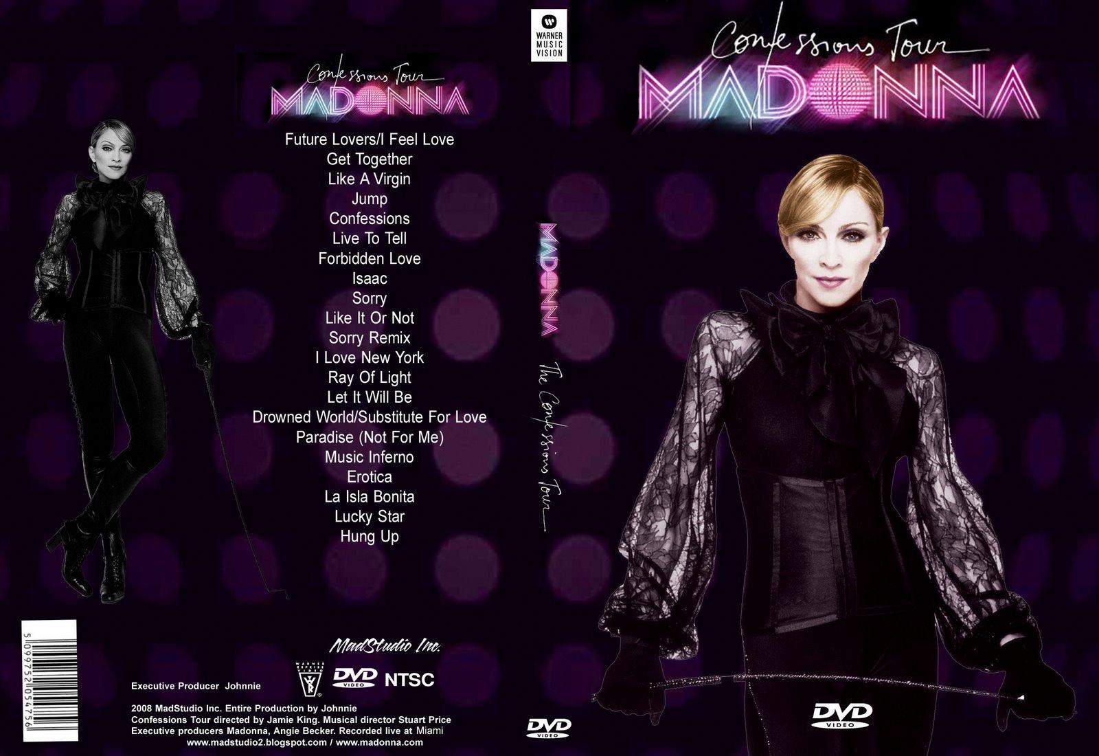 madonna confessions tour poster - photo #19